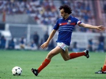 Avant cette finale, Michel Platini compte déjà 8 buts dans ce tournoi.