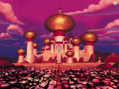 Aladdin - Singe de aladin ...