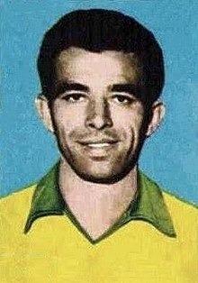 Dans cette finale, ce brésilien inscrira tout comme Pelé, un doublé. Il s'agit de ?