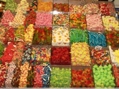 Ses bonbons préférés ?