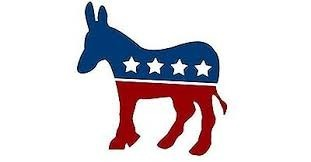 What is the symbol of democrate ?