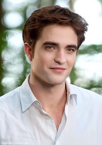 Qui incarne le personnage d'Edward Cullen ?