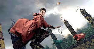 Quelle est la place d'Harry au Quidditch ?