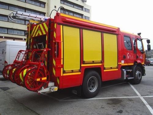 Comment s'appelle ce camion ?