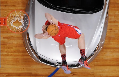 Quel joueur a remporté le Slam Dunk Contest au All Star Game 2011 ?