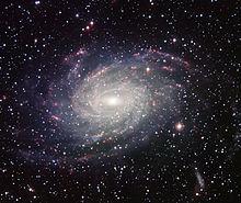 Quelle est la longueur de notre galaxie (Voie lactée) dans les années-lumière ?