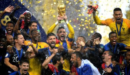 Qual foi o placar da final da Copa 2018 entre França X Croácia ?