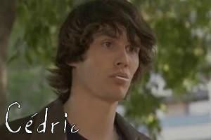 Qui est le copain de Cedric ?