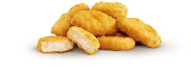 Comment appelle-t-on exactement les nuggets du Macdo ?