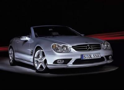 Cette Mercedes-benz est une................................?