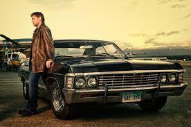 Qual é o carro do Dean?