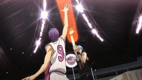 Quel est le nom que Kuroko donne à son nouveau tir ?
