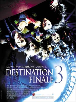 """Selon le CNC (Le CSA du cinéma), le film """"Destination Finale 3"""" est ..."""
