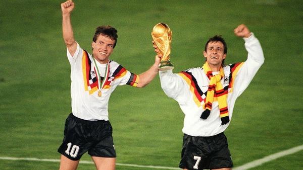 Où s'est déroulée la finale de 1990 entre l' Allemagne de l' Ouest et l' Argentine ?