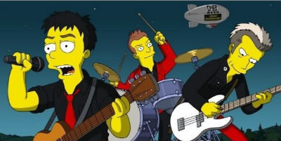 Quel célèbre groupe de musique ne voit-on pas apparaître ?