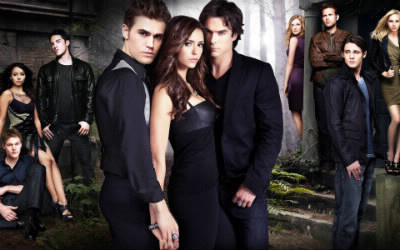 """Comment s'appellent les personnages principaux de la série """"Vampire Diaries"""" ?"""