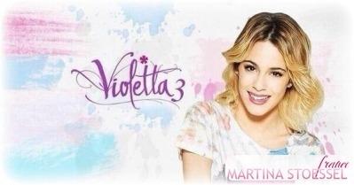 Violetta va se trouver une nouvelle passion :
