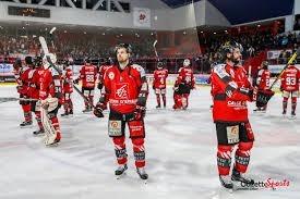 Combien de fois le club de hockey sur glace d'Amiens a-t-il remporté le championnat de France élite ?