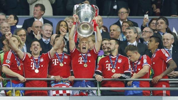 Qui perd la finale de 2013 contre le Bayern Munich ?