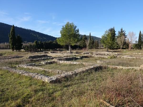 Comment s'appelle la villa gallo-romaine ?