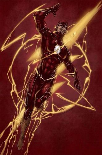 Comment s'appelle Flash ?