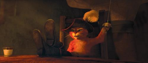 O que o Gato de Botas mais odeia ?