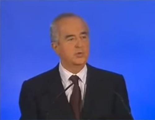 Quelle phrase d'agacement Édouard Balladur a-t-il prononcé, le soir du premier tour en 1995 ?