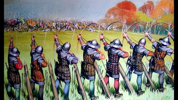 En quelle année a eu lieu la bataille de Crécy ?