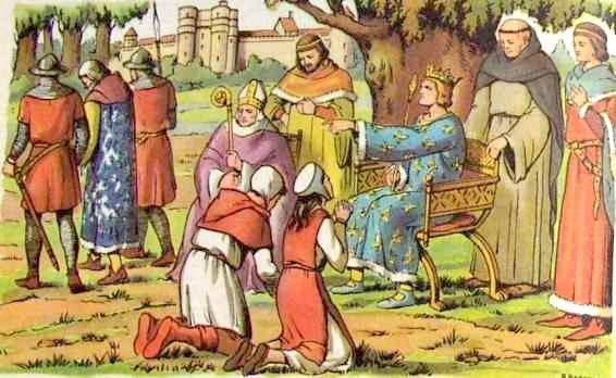 Quel roi de France rendait la justice sous un chêne ?