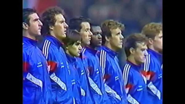 Ce match est le dernier du groupe 6, éliminatoire pour le Mondial 1994.