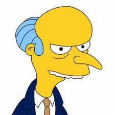 Comment s'appelle le patron de Homer ? (Nom entier)