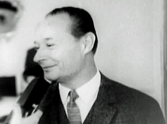 Do vedení strany byl zvolen roku 1968, kdo je na obrázku?