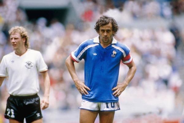 Contre quelle équipe Michel Platini n'a-t-il jamais marqué en Coupe du Monde ?