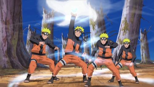 Naruto rasen shiruken tekniğini ilk defa kime karşı kullanmiştir ?