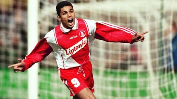 Combien de saisons le brésilien Sonny Anderson a-t-il passé en Principauté ?