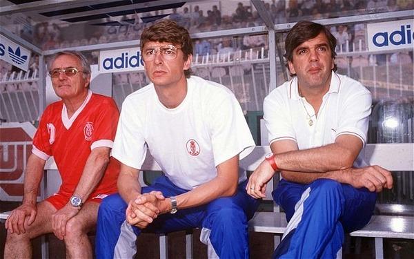 Monaco est le seul club français qu'Arsène Wenger a entraîné.