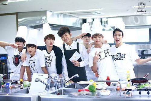 V'ye göre gruptaki en iyi aşçı kimdir ?