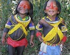 5) O primeiro contato entre os europeus e os índios foi pacífico ou violento?