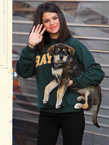 Avec quel chanteur célèbre est sortie Selena Gomez ?