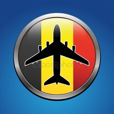 Combien y a-t-il d'aéroport internationaux en Belgique ?