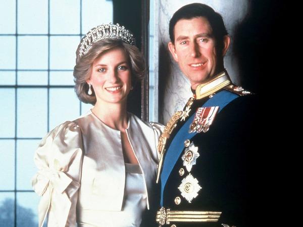 Qui le Prince Charles a-t-il épousé en 1981 ?