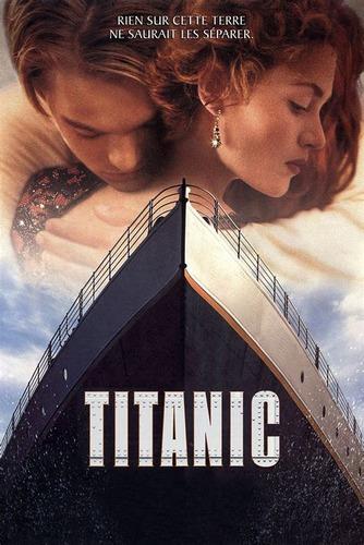 Combien de temps dure le film Titanic?