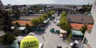 Où est situé le site de Roland-Garros ?