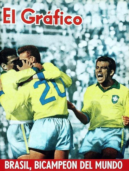En 1962 le Brésil remporte son deuxième Mondial, qui bat-il en finale ?
