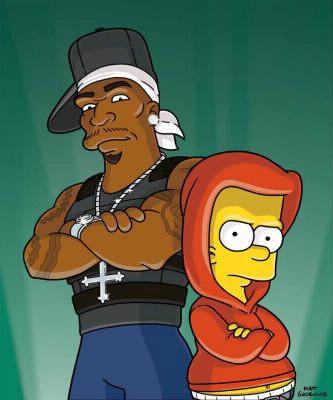 Quel a été le premier mot de Bart Simpson ?