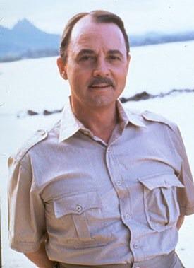 Dans quelle série pouvait-on voir Jonathan Quayle Higgins III ?