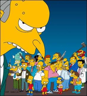Quel personnage a tiré sur Monsieur Burns ?