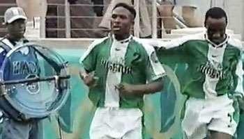 Quel pays africain a été champion olympique en football ?
