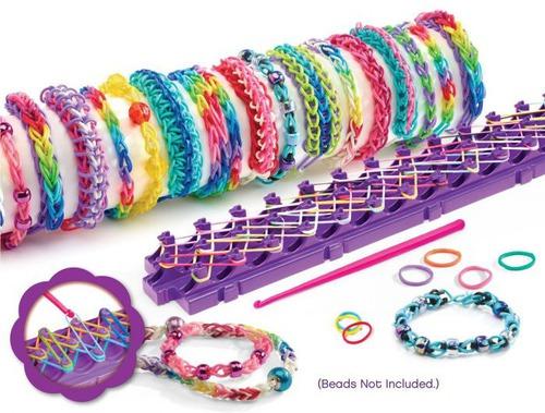 Comment s'appellent ces élastiques servant à créer des bracelets, très à la mode en 2014 ?