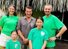 Quel est le nom de la famille verte ?